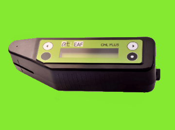 atLEAF CHL PLUS chlorophyll meter with USB