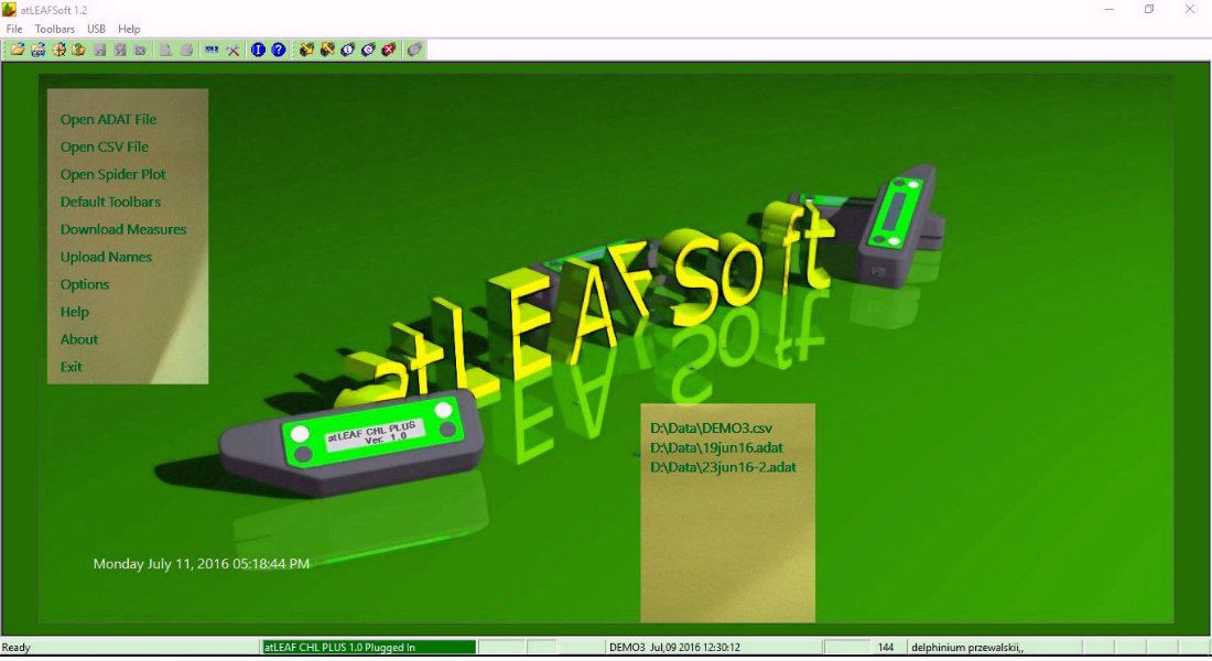 atLEAFSoft software description